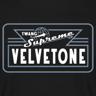 Motiv ~ Velvetone Twang Supreme T-Shirt Male