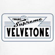 Motiv ~ Velvetone Twang Supreme T-Shirt Female