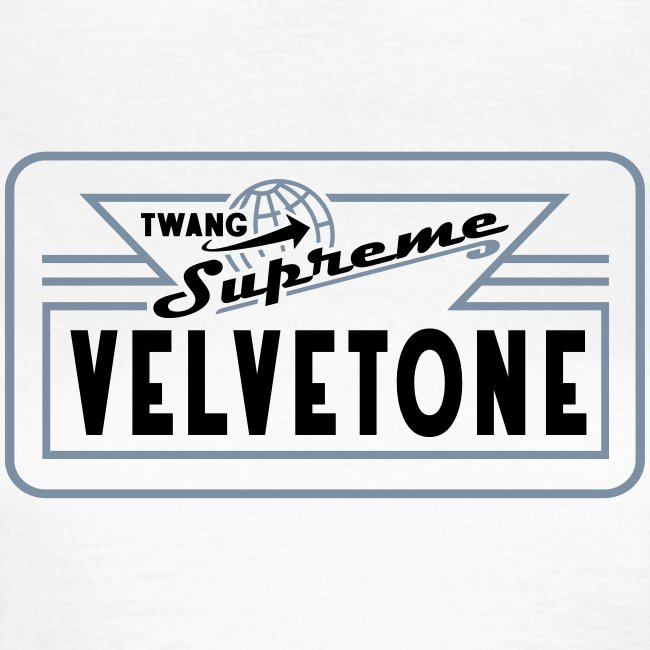 Velvetone Twang Supreme T-Shirt Female