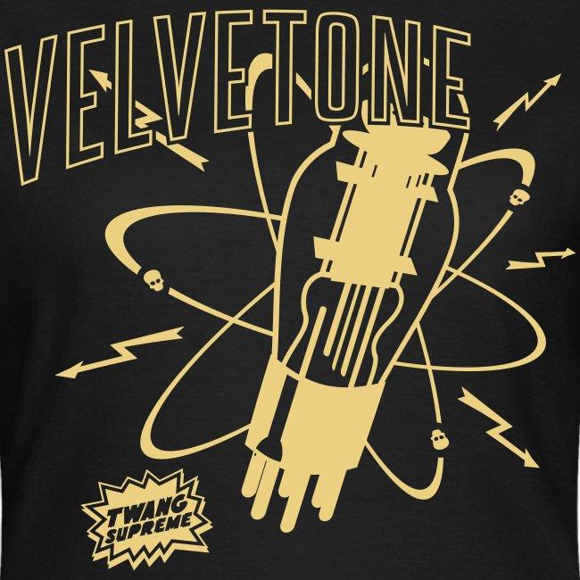 Velvetone Röhre T-Shirt Female