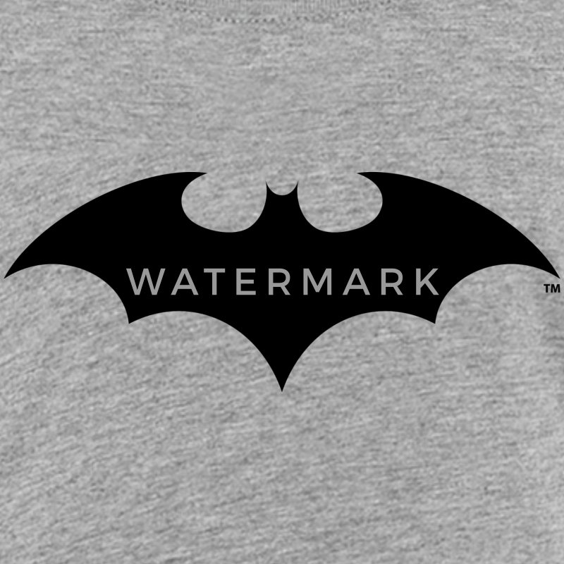 Batman Logo Classic Teenager T-Shirt - Teenager Premium T-shirt