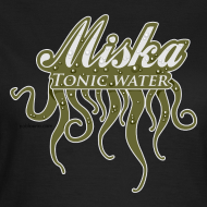Diseño ~ Miska Tonic Water (Green)