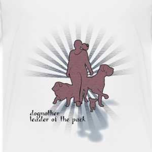 dogmother - rudel T-Shirts - Kinder Premium T-Shirt