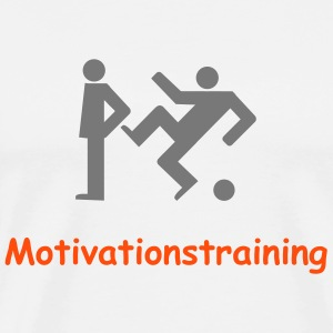 Motivationstraining - Männer Premium T-Shirt