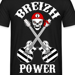 Breizh Rock'n'Roll power 01 Tee shirts - T-shirt Homme