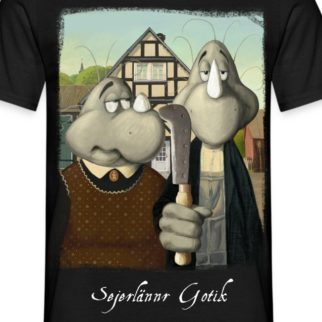 Sejerlännr Gotik