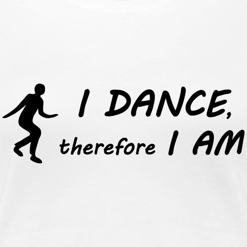 I dance I am