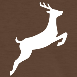 deer T-Shirts - Men's Ringer Shirt