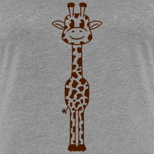 Cute sweet small giraffe baby child T-Shirts - Women's Premium T-Shirt