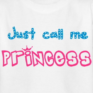 Princess T-Shirts - Kinder T-Shirt