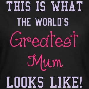 Mum T-Shirts - Frauen T-Shirt