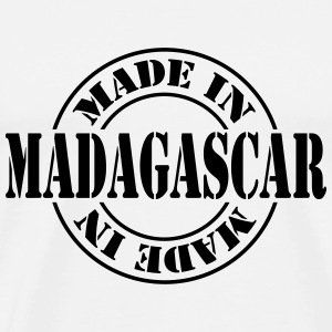 made_in_madagascar_m1 Tee shirts - T-shirt Premium Homme