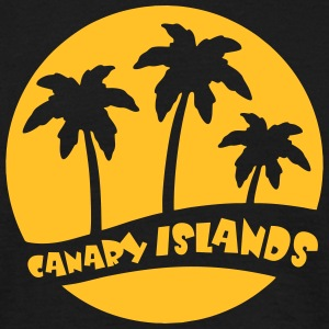 Canary Islands - Gran Canaria T-Shirts - Männer T-Shirt