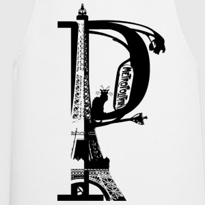 AD Paris Noir  Aprons - Cooking Apron