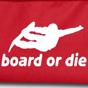 board or die Bags & Backpacks - Kids' Backpack