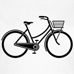 Bicycle (dd)++2014 T-shirts - Dame-T-shirt