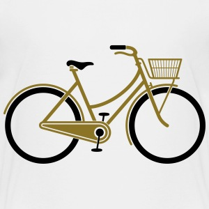 Bicycle (2c)++2014 T-Shirts - Teenager Premium T-Shirt