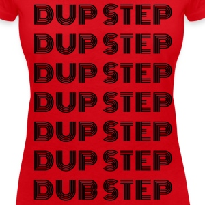 DupStep DUP STEP DUPSTEP T-Shirts - Women's V-Neck T-Shirt
