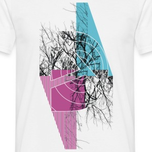 AD Tree T-Shirts - Men's T-Shirt
