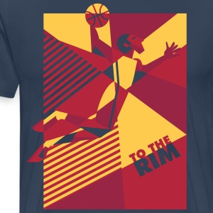 T-Shirt To The Rim Cleveland - T-shirt Premium Homme