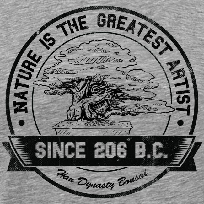 Nature is the greatest artist shirt