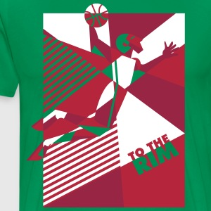T-Shirt To The Rim Milwaukee - T-shirt Premium Homme