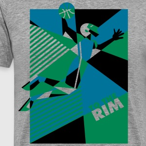 T-Shirt To The Rim Minnesota - T-shirt Premium Homme