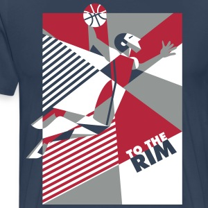 T-Shirt To The Rim Atlanta - T-shirt Premium Homme