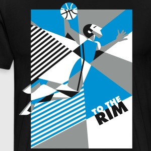 T-Shirt To The Rim Orlando - T-shirt Premium Homme