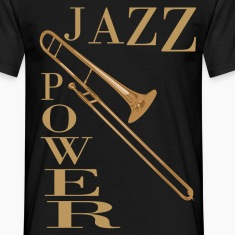 jazz power 02 T-Shirts