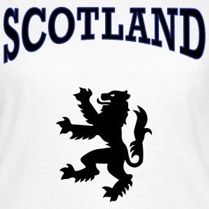 Scotland T-Shirts - Frauen T-Shirt