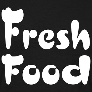 fresh food T-shirts - T-shirt herr