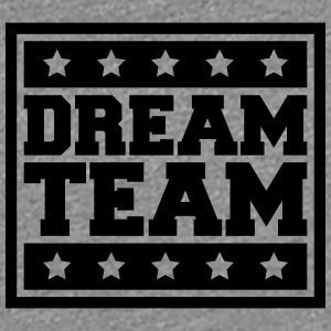 Text box star logo design some friends dream team T-Shirts - Women's Premium T-Shirt