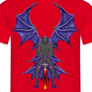 Blue Demon - T-shirt Homme
