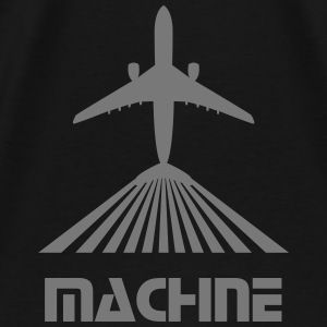 aircraft takes off T-Shirts - Men's Premium T-Shirt