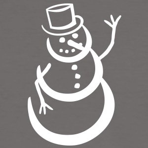 snowman T-Shirts - Men's Ringer Shirt