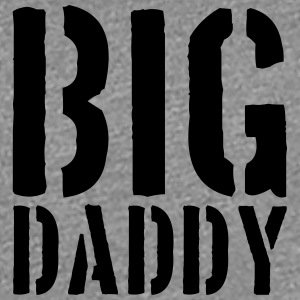 Big Daddy father's day Dad father hero stamp T-Shirts - Women's Premium T-Shirt
