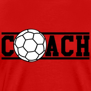 Handball Coach T-Shirts - Men's Premium T-Shirt