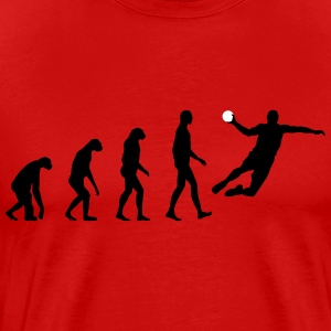 Handball Evolution T-skjorter - Premium T-skjorte for menn
