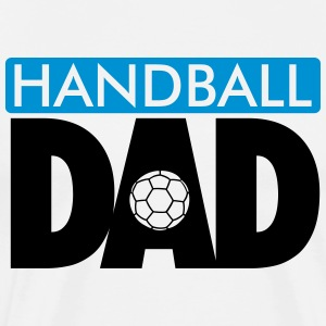 Handball Dad T-Shirts - Men's Premium T-Shirt