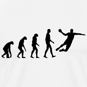 Evolution Handball T-shirts - Herre premium T-shirt