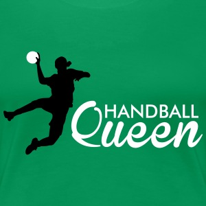handball queen T-Shirts - Frauen Premium T-Shirt