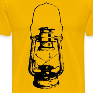 Lamp Men - Men's Premium T-Shirt