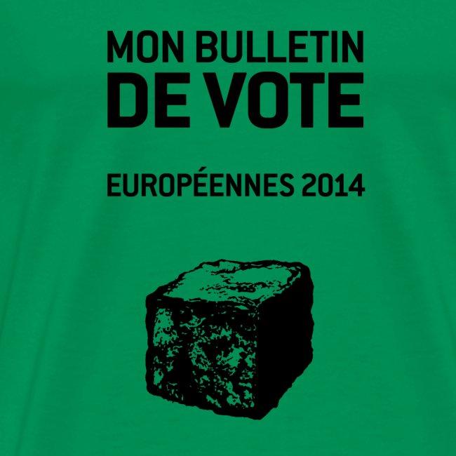 T-SHIRT premium homme européennes 2014