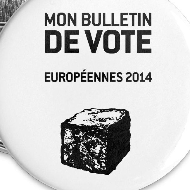 BADGES européennes 2014