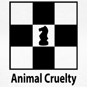 animal cruelty T-Shirts - Women's T-Shirt