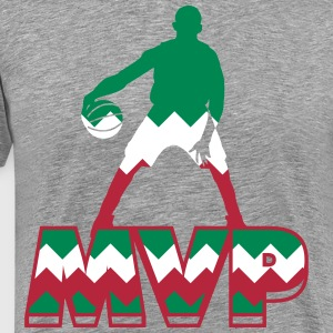 T-Shirt MVP Milwaukee - T-shirt Premium Homme