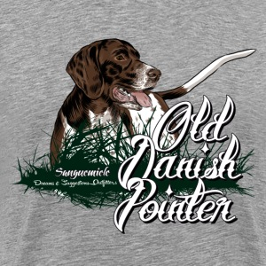 old_danish_pointer T-Shirts - Men's Premium T-Shirt