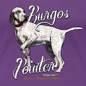 burgos_pointer T-Shirts - Frauen Premium T-Shirt