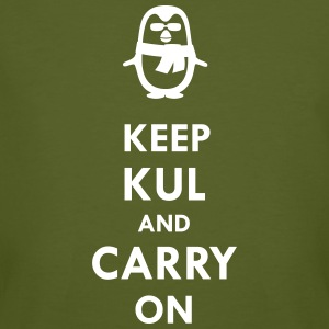 Keep KUL and carry on Guy T-Shirts - Men's Organic T-shirt